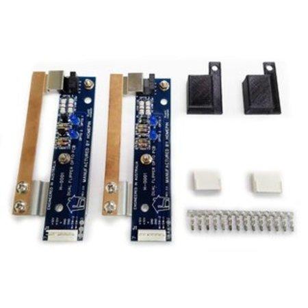 Fliptronics 1 Flipper Opto Board Set  A-15878  w/mechanism