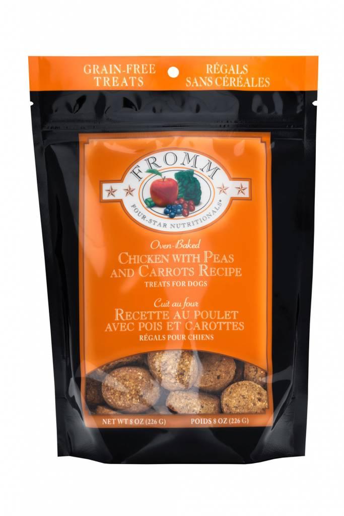 FROMM Fromm Grain Free Chicken/Carrots/Peas Recipe 8oz8OZ