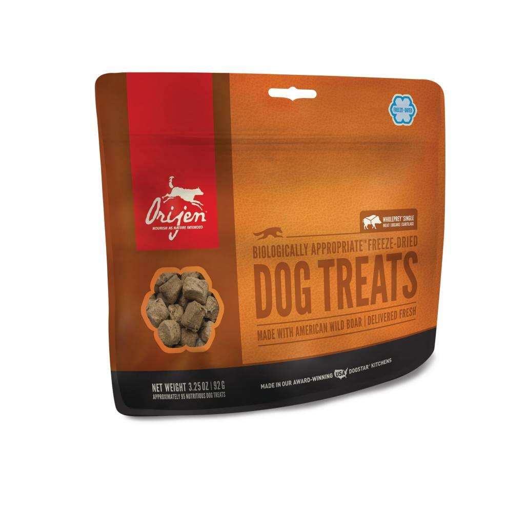 ORIJEN ORIJEN Freeze Dried Wild Boar Singles 1.5OZ