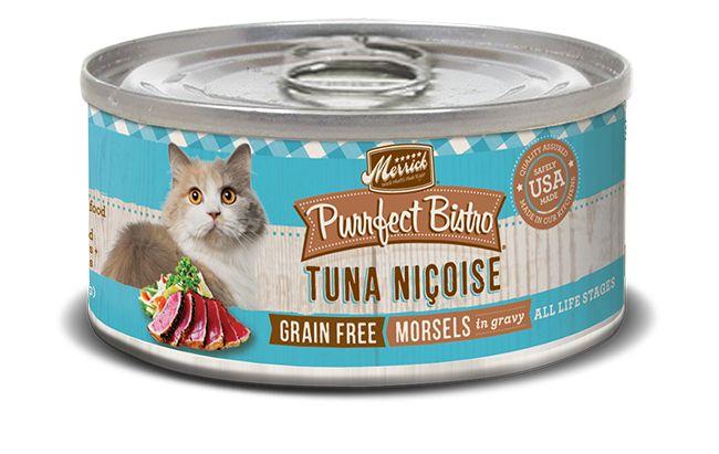 MERRICK Merrick Purrfect Bistro Cat Tuna Nicoise 5.5 oz Can
