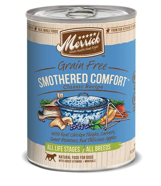 MERRICK Merrick Smothered Comfort 13.2 Can