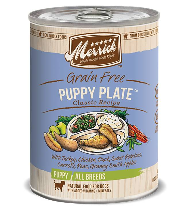 MERRICK Merrick Puppy 13.2 oz Can