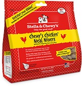 STELLA & CHEWY'S Stella & Chewy Freeze Dried Meal  Mixers Chicken 18OZ