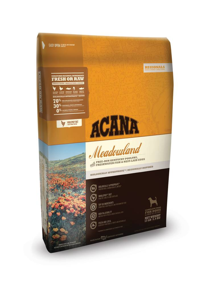 ACANA Acana Meadowlands Chicken 26lb