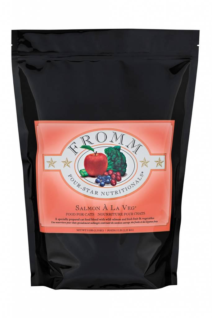 FROMM Fromm Cat Grain Free 4-Star Salmon ala Veg -