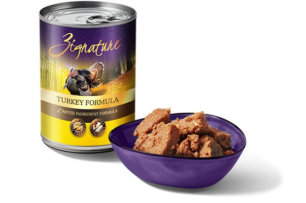 ZIGNATURE Zignature 13oz Cans -  Turkey