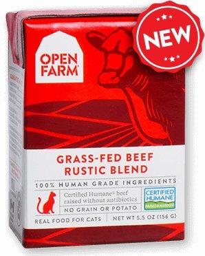 Open Farm Open Farm Cat Beef Blend 5.5oz