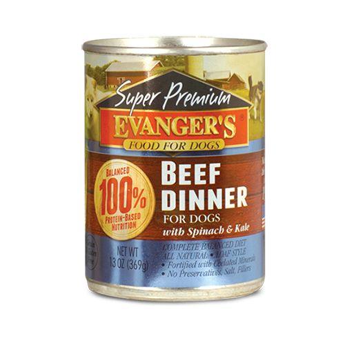 EVANGERS Evangers 100% Beef 13oz