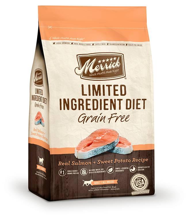 MERRICK Merrick Limited Ingredient Grain Free Salmon -