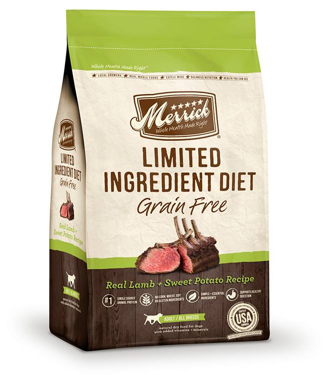 MERRICK Merrick Limited Ingredient Grain Free Lamb -