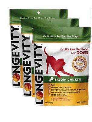 Dr. B's Longevity Dr. B's Longevity Chicken -