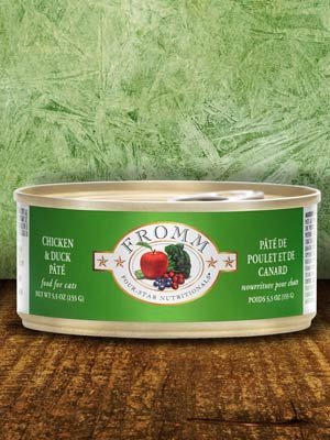 FROMM Fromm Cat Four-Star Pate Chicken and Duck 5.5oz