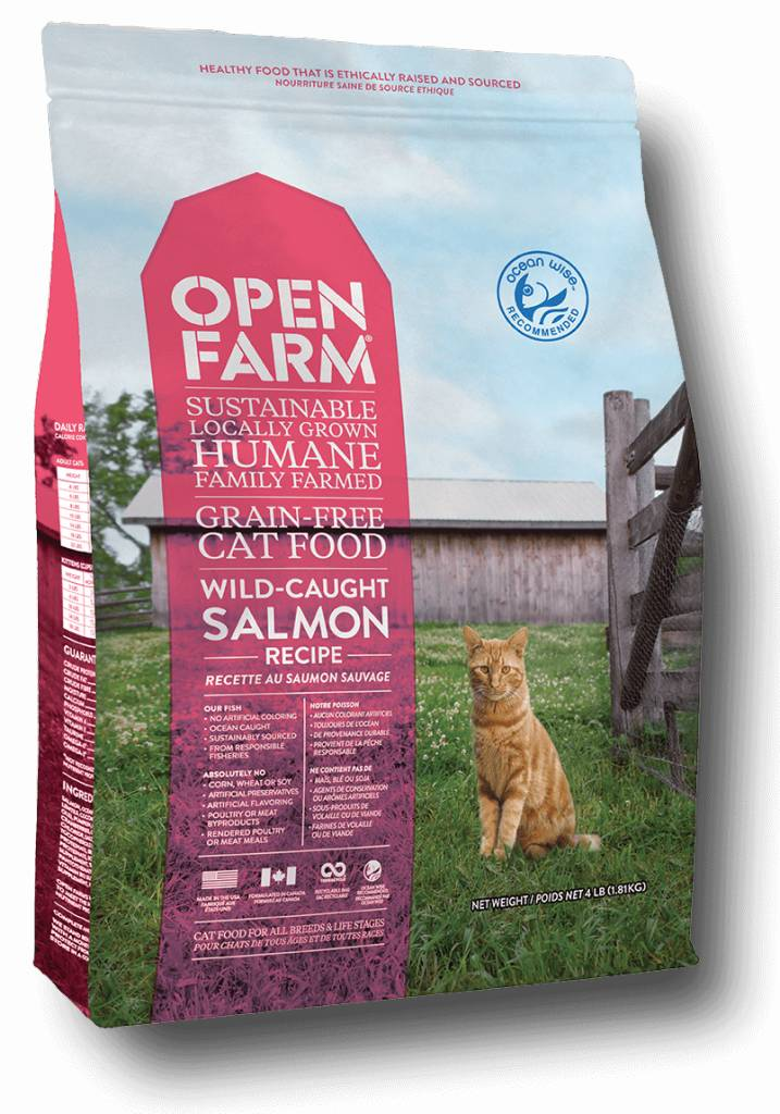 Open Farm Open Farm Cat Wild-Caught Salmon