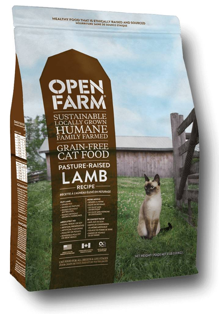 Open Farm Open Farm Cat Pasture-Raised Lamb