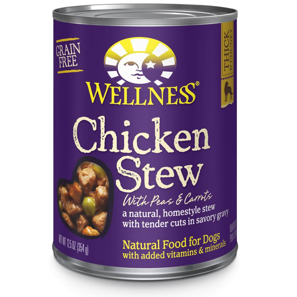 WELLNESS Wellpet Stew Chicken 12.5oz