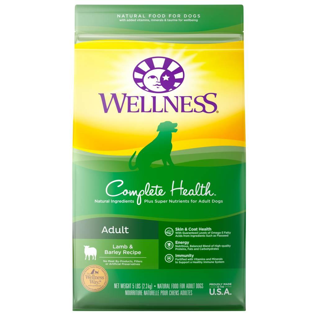 WELLNESS Wellpet Complete Health Lamb