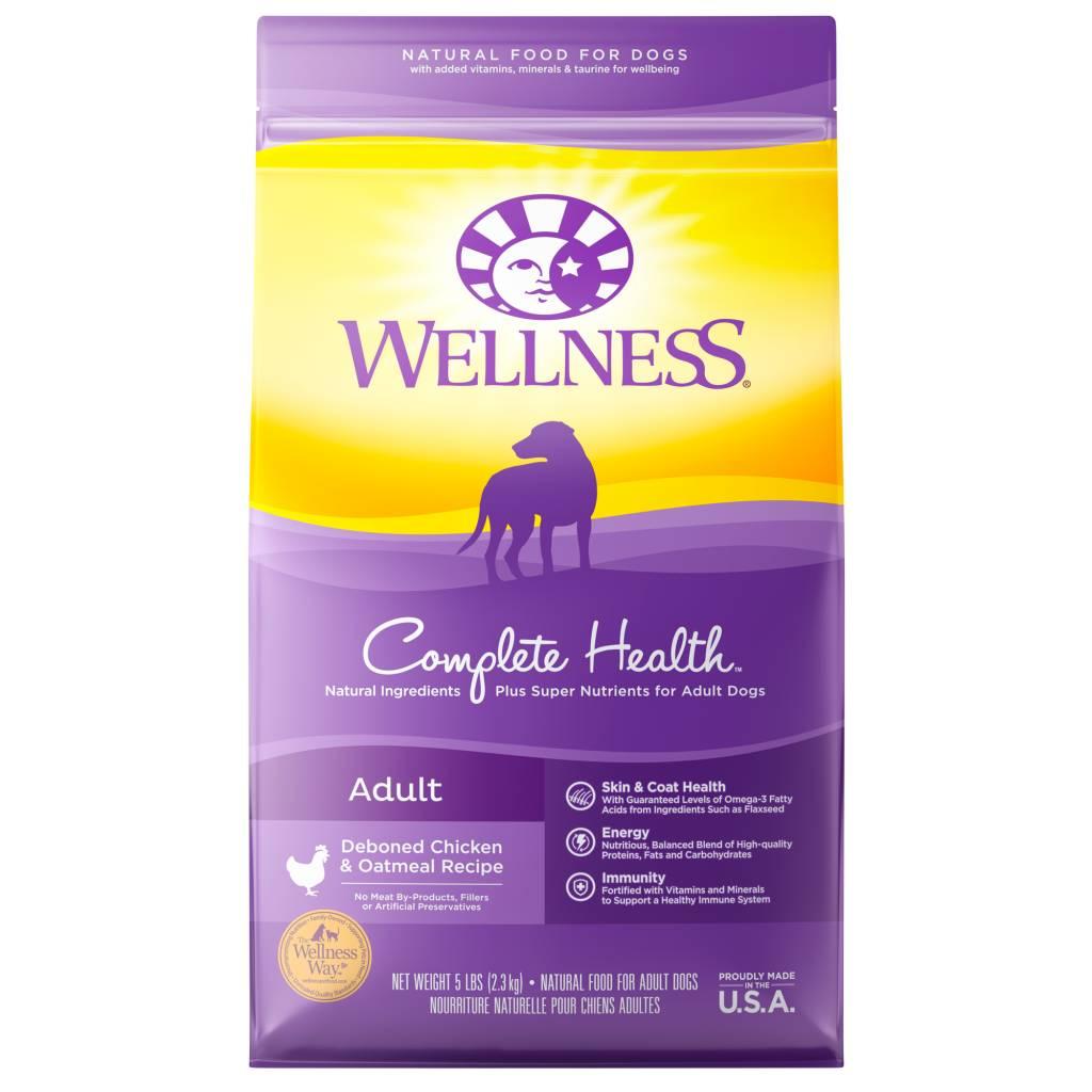 WELLNESS Wellpet Complete Health Chicken -  Adult 4lb