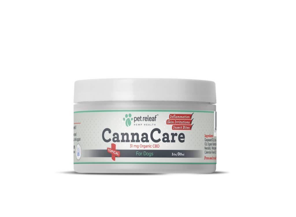 Pet Releaf Pet Releaf Canna Care Topical 31 mg