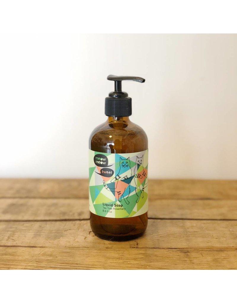 Cedar Sage Liquid Soap