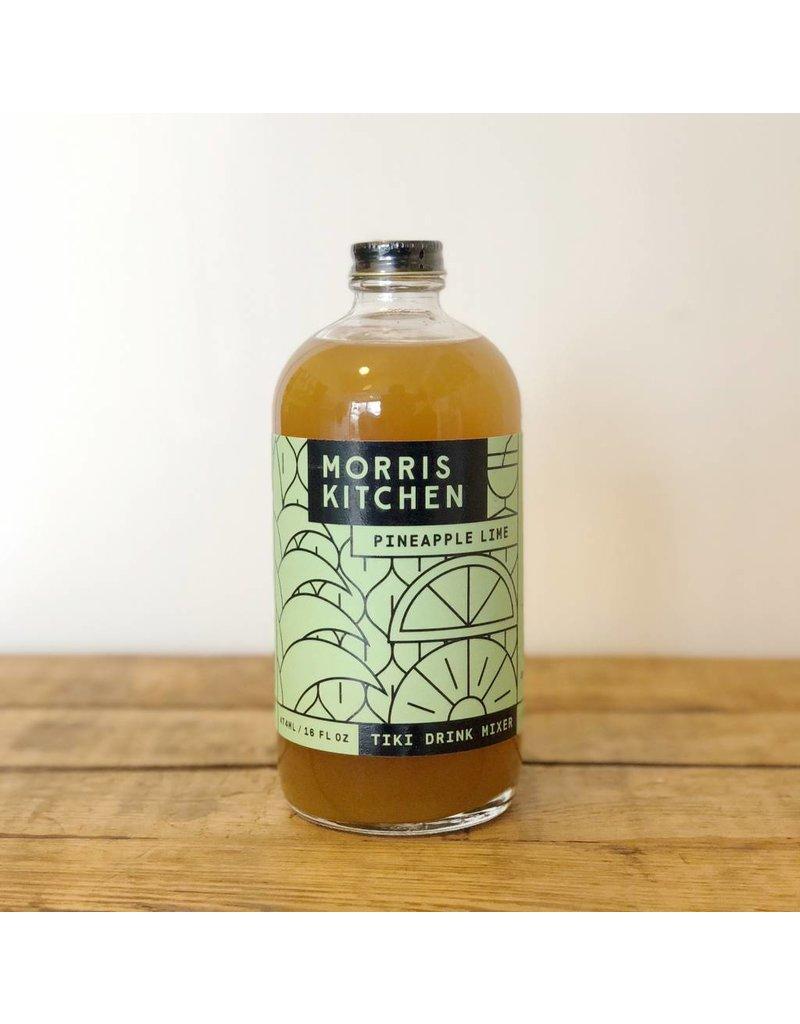 Pineapple Lime Mixer
