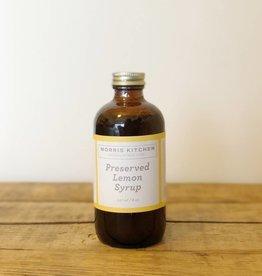 Preserved Lemon Syrup