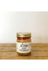 Hot Peanut Butter