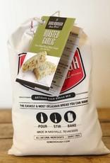 Roasted Garlic Brew Bread