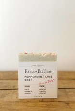 Peppermint Lime Soap