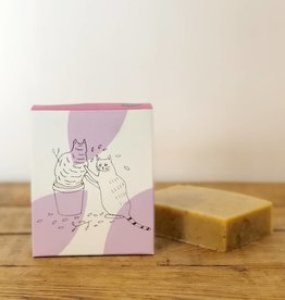Lavender Lemon Soap