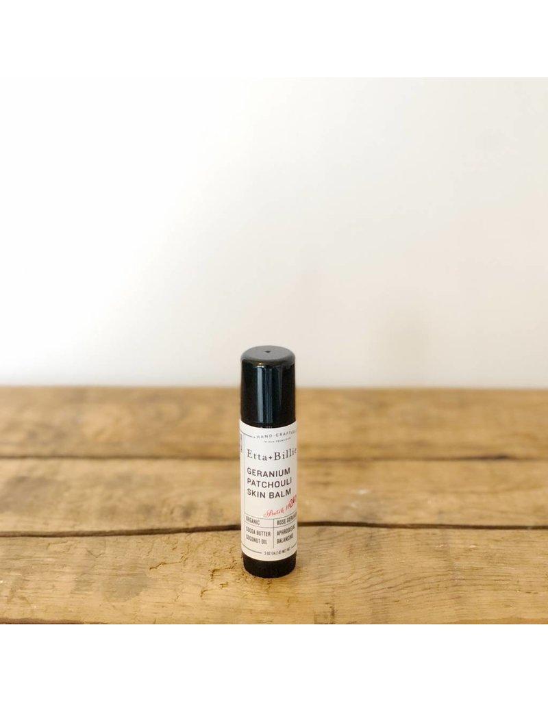 Geranium Patchouli Skin Balm