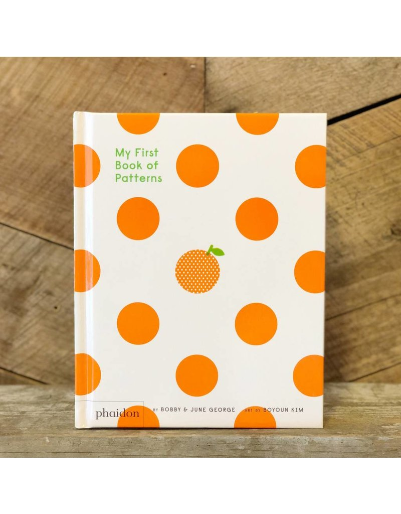 Phaidon My First Book of Patterns