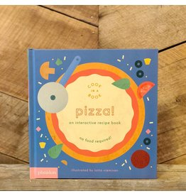 Phaidon Pizza! An Interactive Recipe Book