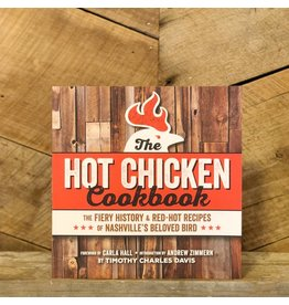 Spring House Press Hot Chicken Cookbook