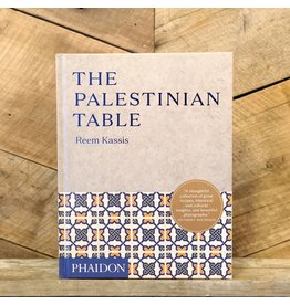 Phaidon The Palestinian Table