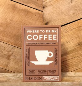 Phaidon Where To Drink Coffee
