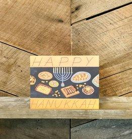 Hannukah Feast