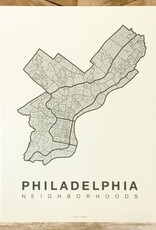 Philadelphia Neighborhood Map