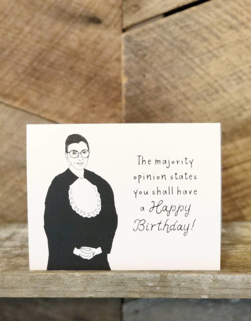 Ruth Bader Ginsburg Birthday