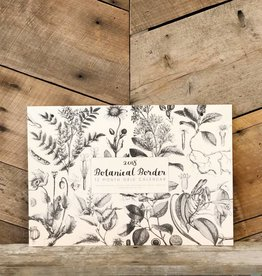 Botanical Desk Calendar