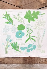 Herbs Tea Towel