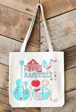 Nashville Tote Bag