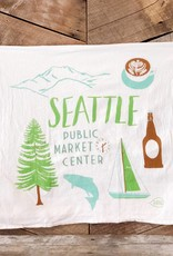 Seattle Tea Towel