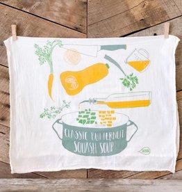 Butternut Squash Tea Towel