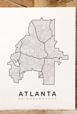 Atlanta Neighborhood Map