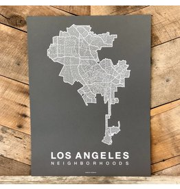 Los Angeles Neighborhood Map
