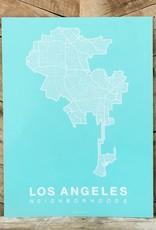 Los Angeles Neighborhood Map