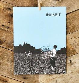 Inhabit Poster