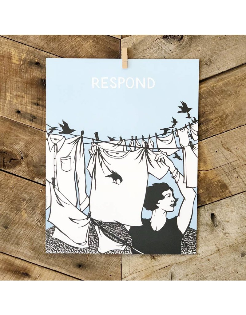 Respond Poster
