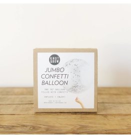 Metallic Jumbo Confetti Balloon