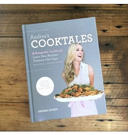 Cook the Book Potluck - Andrea's Cooktales - Guest Ticket